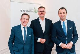 Christoph Scharff, Michael Wiener und Harald Hauke