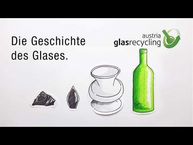 Die Geschichte des Glases