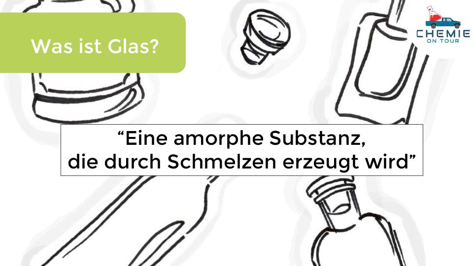 Was ist Glas