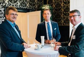 Harald Hauke und Gäste