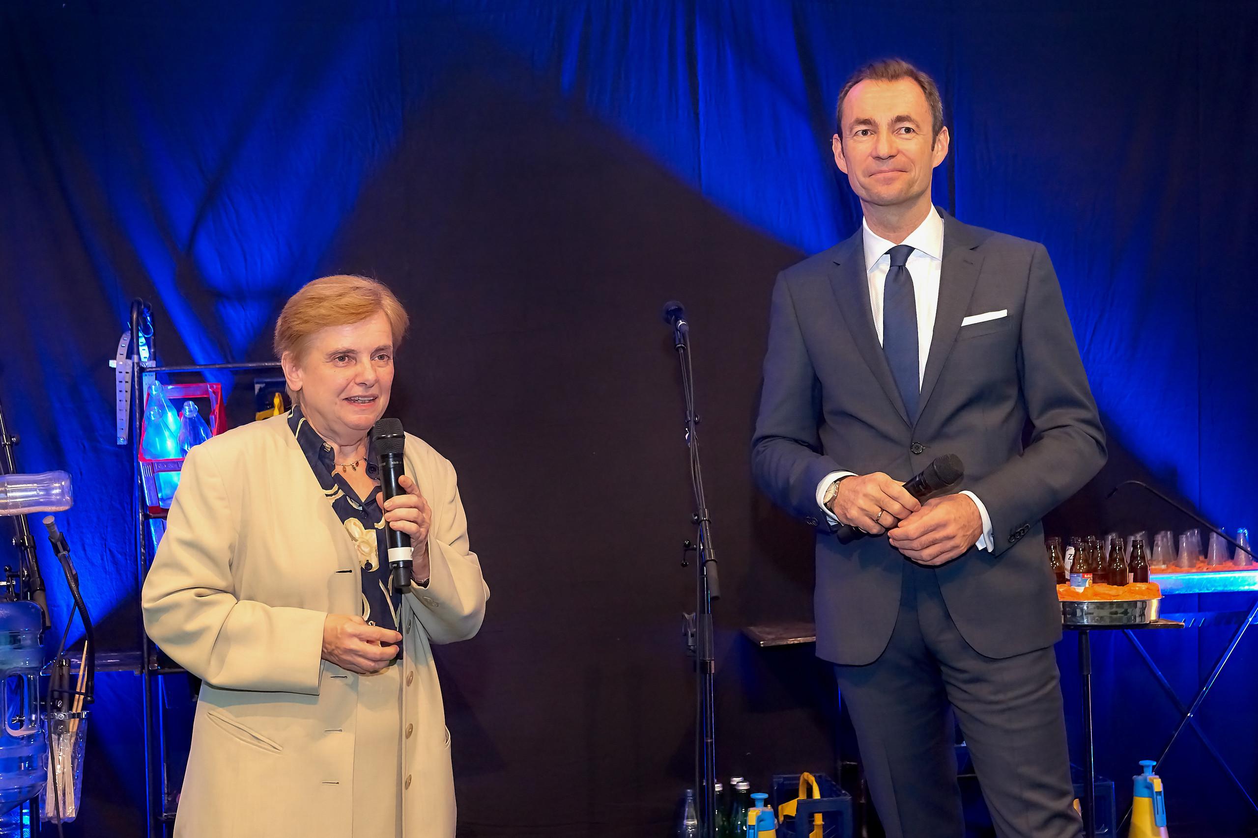 40 Jahre Glasrecyclingsystem in Österreich - Feier am 12. Oktober 2017