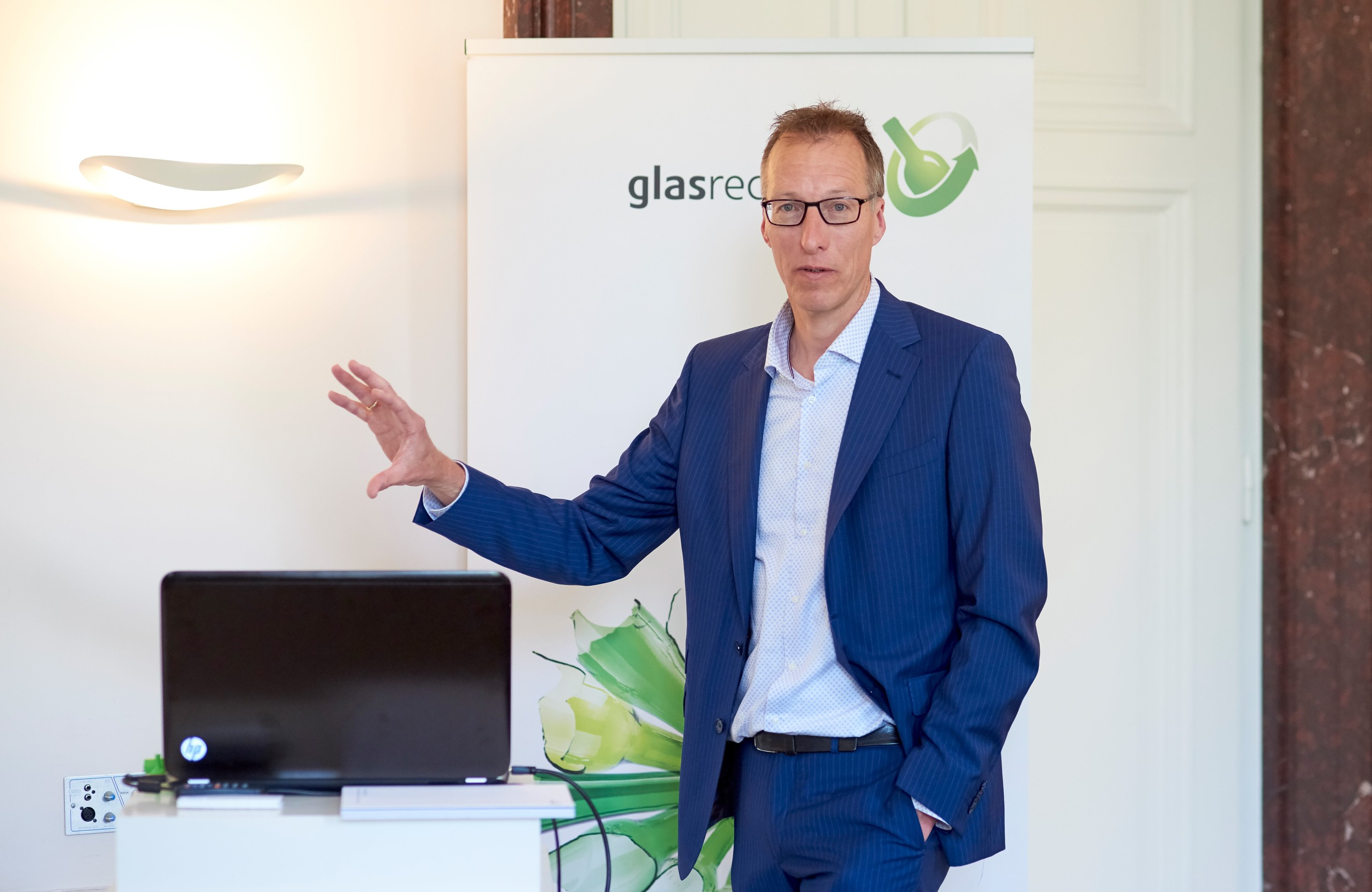 Toine Timmermans, Austria Glas ReCIRCLE, 14.5.2018