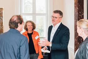 Michael Wiener und Gäste des 14. Austria Glas ReCIRCLE